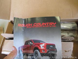 ROUGH COUNTRY SUSPENSION SYSTEM
