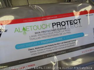 MEDLINE SKIN PROTECTANT CLOTHS
