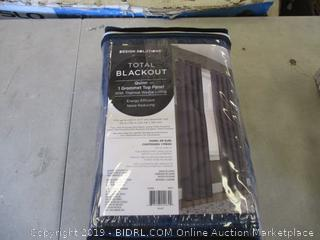 TOTAL BLACKOUT GROMMET PANEL