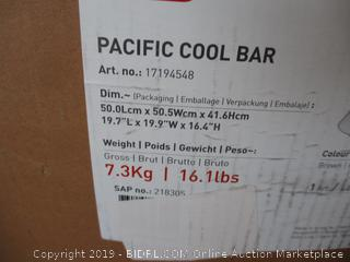 KETER PACIFIC COOL BAR