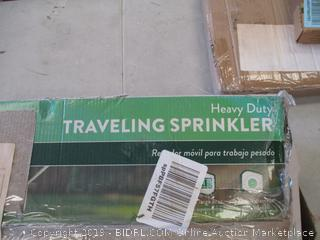ORBIT HEAVY DUTY TRAVELING SPRINKLER