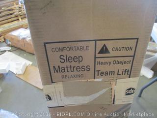 MOLBLLY TWIN SLEEP MATTRESS