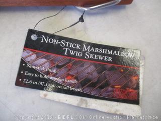 NON-STICK MARSHMALLOW TWIG SKEWER