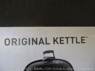 WEBER ORIGINAL KETTLE PREMIUM GRILL