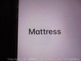 Mattress (Dirty)