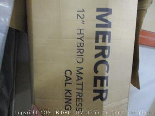 "12"" Hybrid Mattress Cal King"