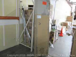 Platform Bed W/ Headboard