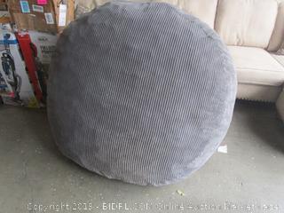 Huge Lounge &Co Beanbag Chair
