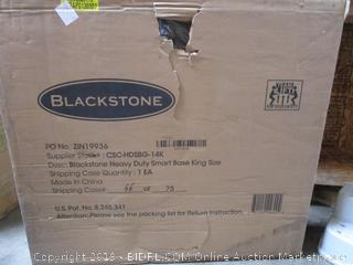 Blackstone Heavy Duty Smart Bed Base - King Size