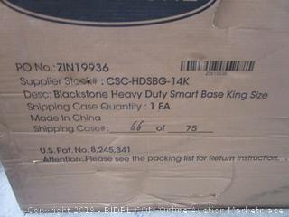 Blackstone Heavy Duty Smart Bed Base - King Size