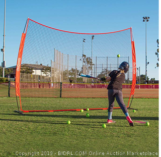 GoSports Portable 12' x 9' Sports Barrier Net - Great for Any Sport - Includes Carry Bag