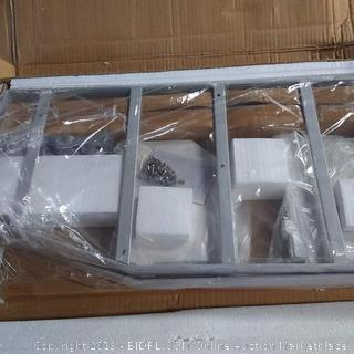 Luxor Furniture 16 Tablet/Chromebook Open Charging Cart (Online $207.75)