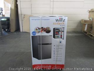 Willz 3.1 CU.FT. Mini Fridge