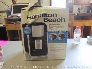 Hamilton Beach Coffee Maker (Box Damaged)