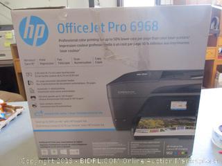 HP OfficeJet Pro 6968 Color Printer (Box Damaged)