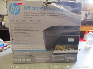 HP OfficeJet Pro 6968 Color Printer (Box Damaged) (Please Preview)