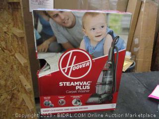 Hoover SteamVac Plus