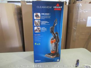 Bissell Cleanview Vacuum (Box Damaged)