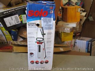 Pressure Sprayer (Box Damaged)