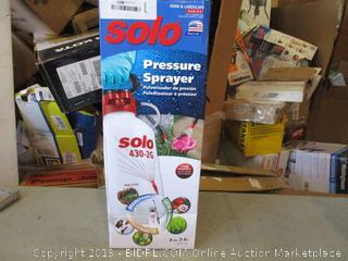 Pressure Sprayer