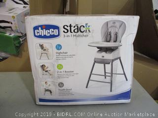 CHICCO Stack Multichair (Box Damage)