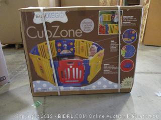 Cub Zone Playard & Activity Center (Sealed) (Box Damaged)