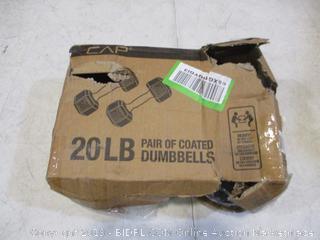 20lb. Dumbells