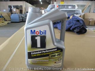 Mobil 1 Advanced Full Synthetic Motor Oil 0W-20