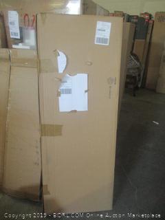 alves reversible L-shaped furniture item - incomplete, missing hardware