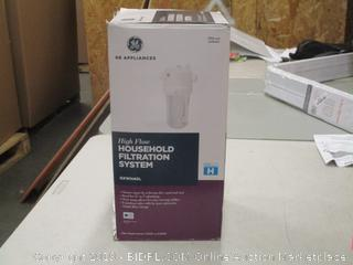 GE Appliance Household Filtration System