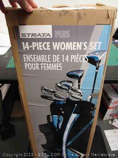14 Piece Womens Set