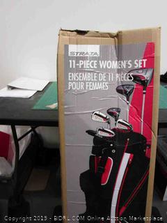 11 Piece Womens Set