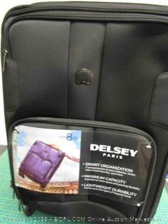 Delsey Paris Suitcase