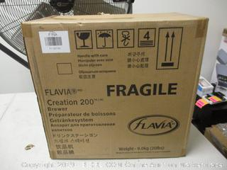 Flavia Creation 200 Brewer
