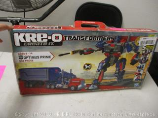 Keo-O Create It Optimus Prime