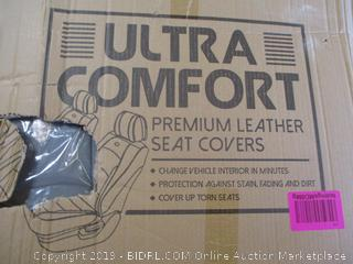 Ultra Comfort Premium Leather Seat Covers