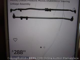 MOOG Chassis Steering Linkage Assembly