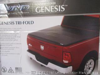 Genesis Tri Fold Cover