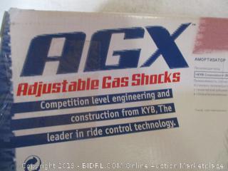AGX Adjustable Gas Shocks