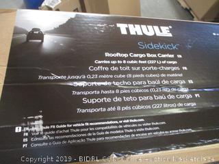 Thule Sidekick Rooftop Car Carrier