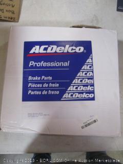 AC Delco Brake Parts