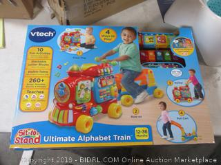 Vtech Sit Stand Ultimate Alphabet Train