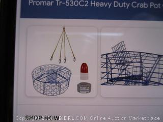 Promark Heavy Duty Crab Pot