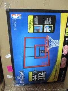 Spalding Steel Framed Backboard