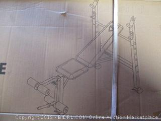 CAP Deluxe Standard Bench