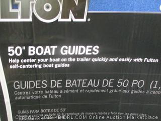 Fulton Boat Guides