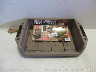 Metal ammo Can Tray