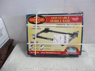 Ajustable Mobile Base