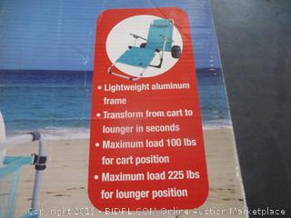 Beach Dry Lounger