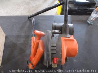 Black + Decker Edger used